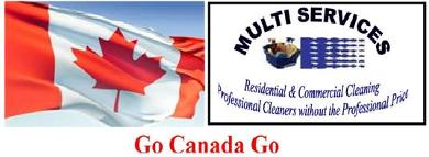 Residential and commercial cleaning service in toronto